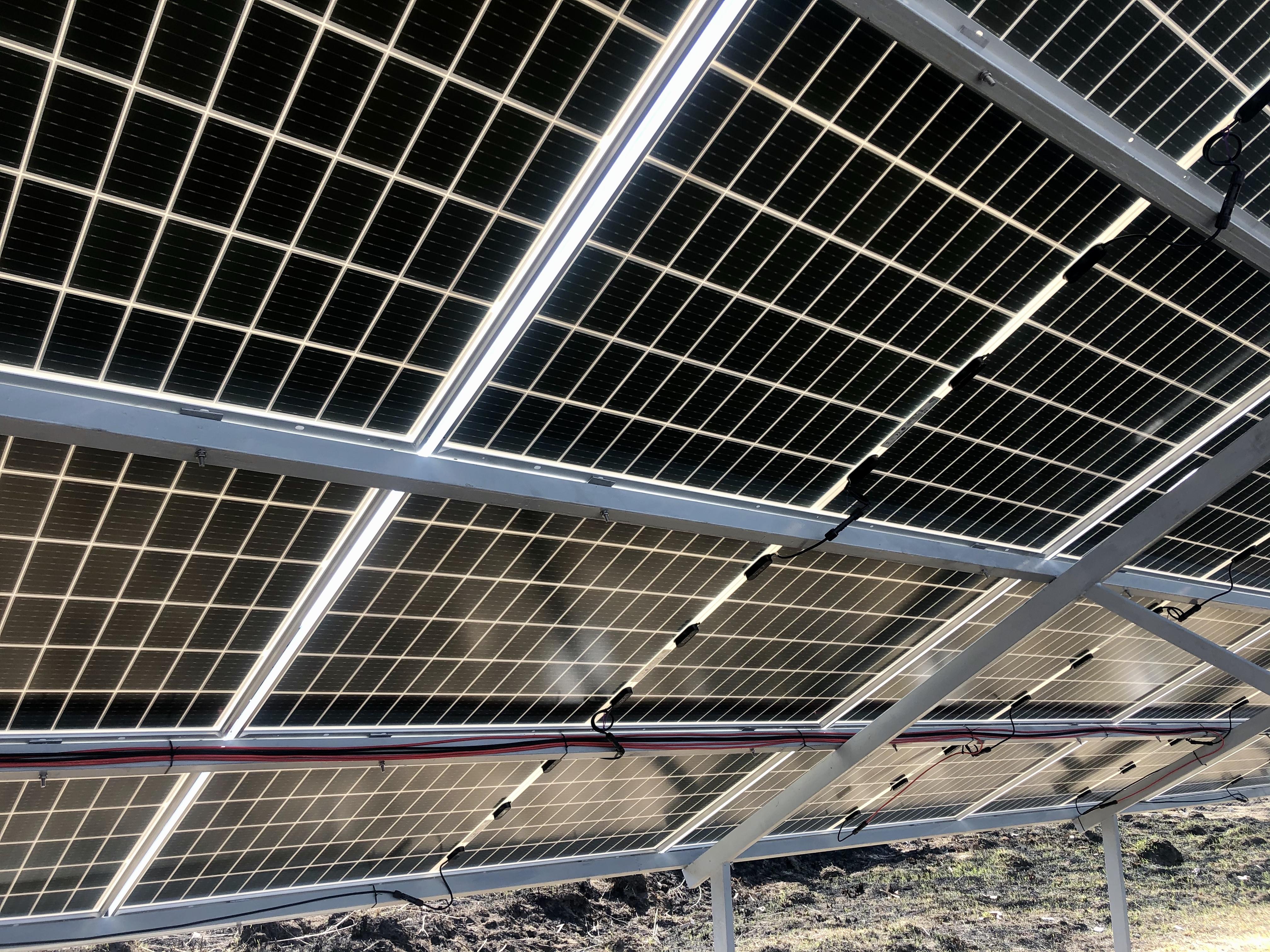 2-сторонні фотомодулі JAM72D10-400MB преміум-класу від JA Solar